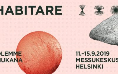 Habitare 2019 – Messuosaston suunnittelu